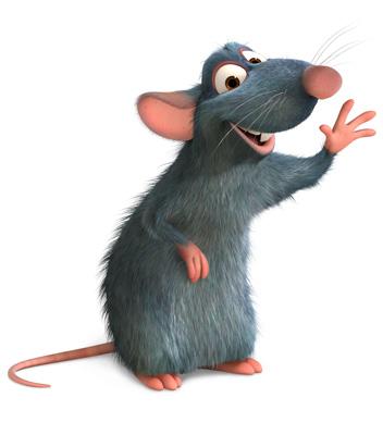 Ratones famosos
